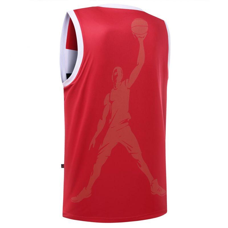 Polo shower curtain - Reversible Basketball Vest B2122rbw1 Bucksports Custom