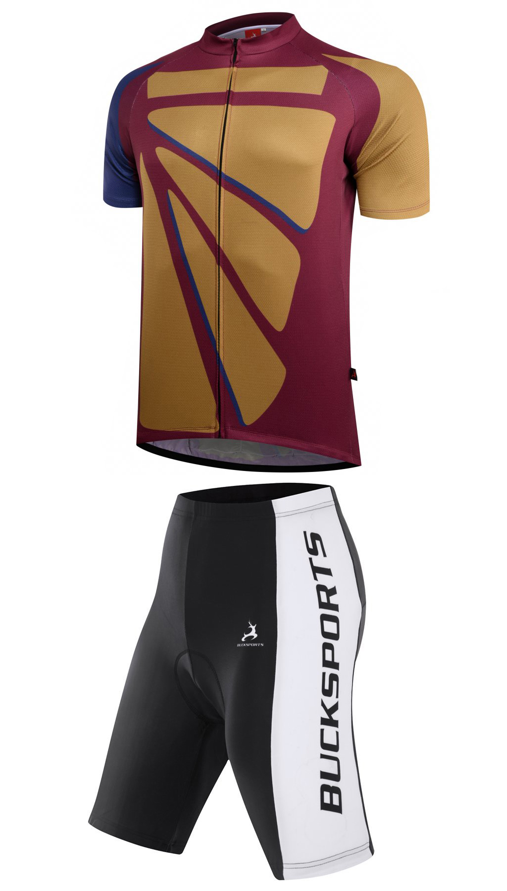 SUBLIMATED CYCLING SUIT-C1112MNG