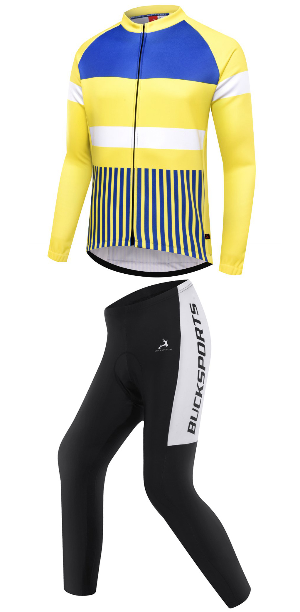 CYCLING SUIT-LADY-C1113BWY
