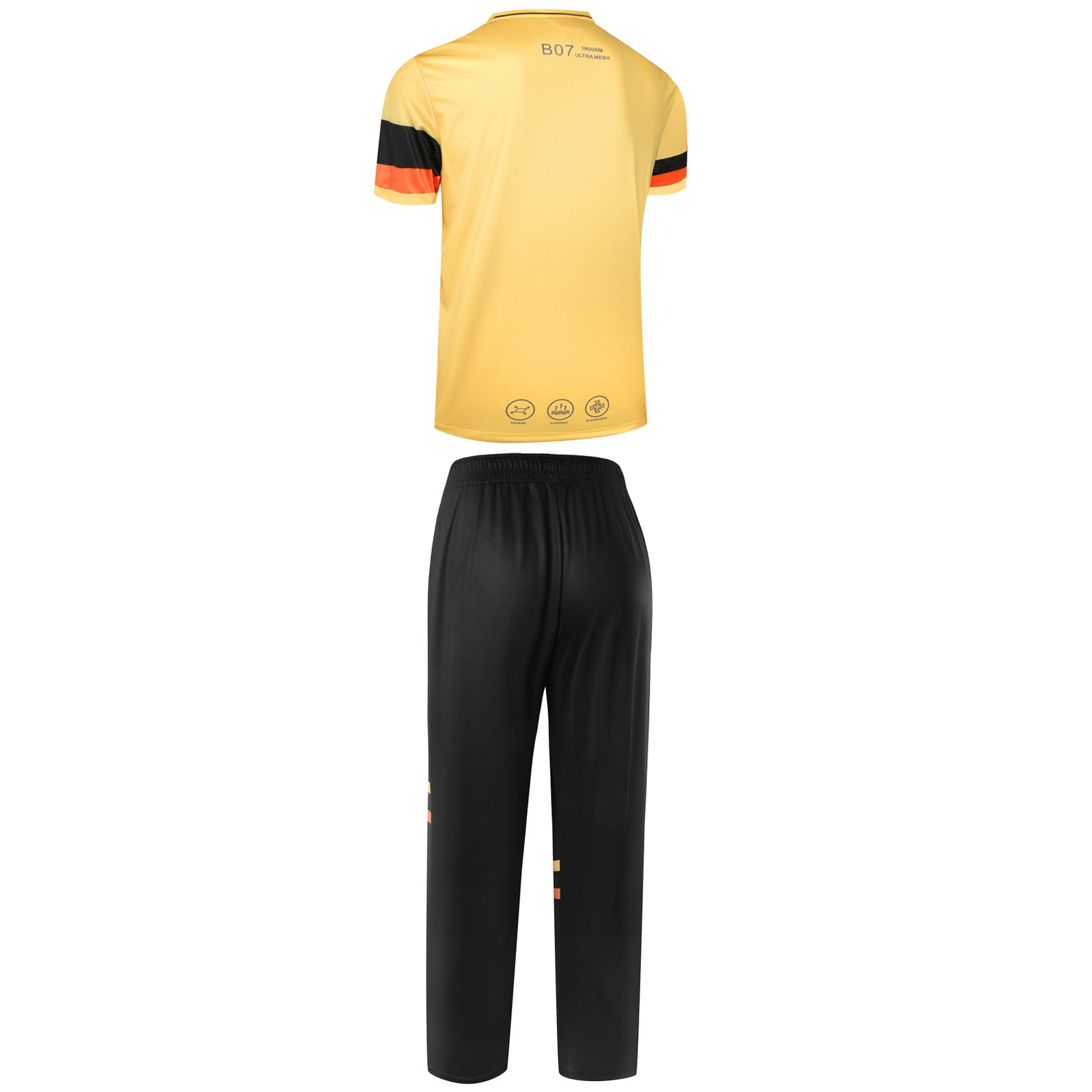 CUSTOM CLUB WORK WEAR-L0307YBO11