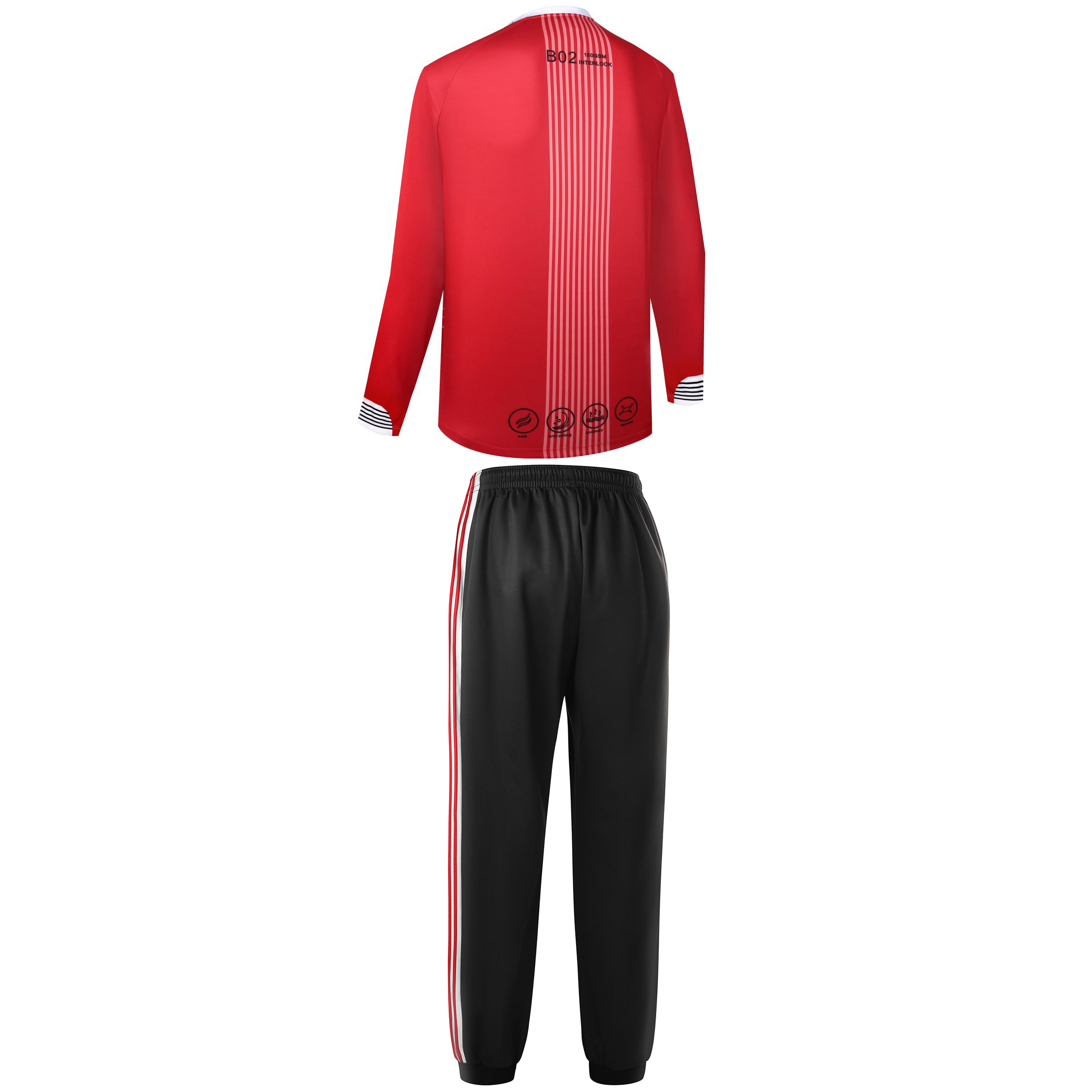 ROLLER SPORTS TEAM CLOTHING-L0307RBW10